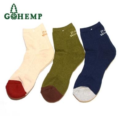 GOHEMP 靴下