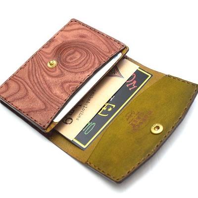スキモレザー カードケース
