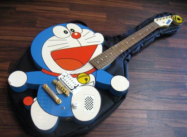 ドラえもんギター
