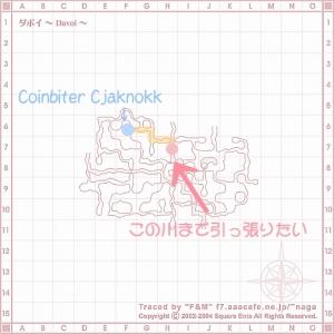 Coinbiter Cjaknokkマップ
