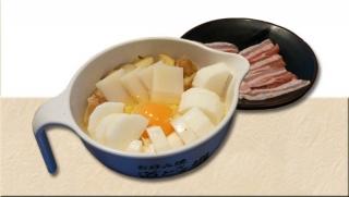 ほくほくいものモチーズ豚お好み焼き