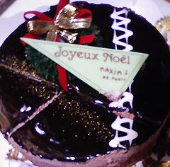 マキシム-ケーキ