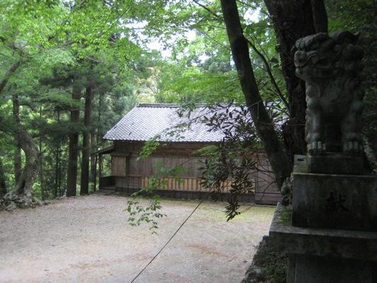 八面神社2
