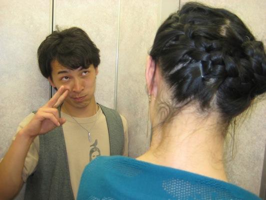野沢さんうなじ+たっぺぇ