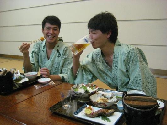 四季美谷宴会1