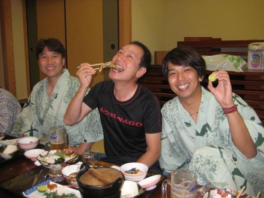 四季美谷宴会2