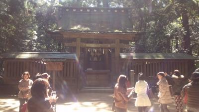 鹿島神宮 まるかんのお店