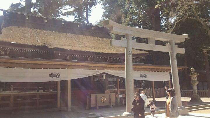 鹿島神宮 三社巡り