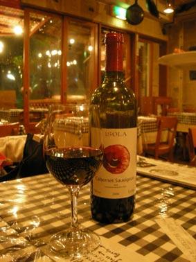 乾杯ワイン