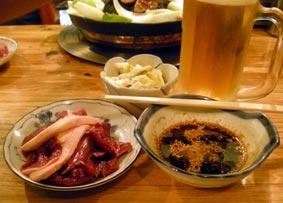 だるまの肉&ビール