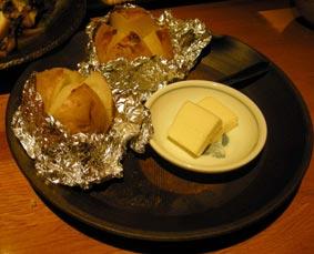 北○のじゃがバター