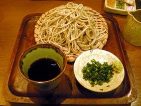 武蔵野蕎麦