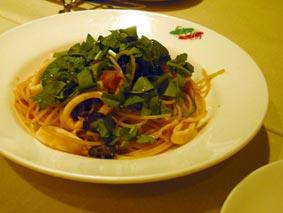 スパゲッティマテ貝