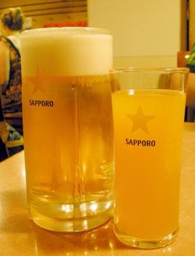 さんとんのビール