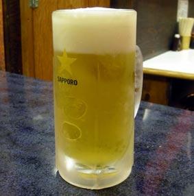 ¥380ビール