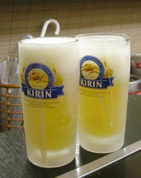 まる福のビール