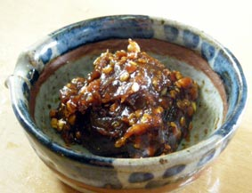 KEN蔵蕎麦味噌