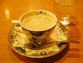 前田コーヒーのカフェオレ