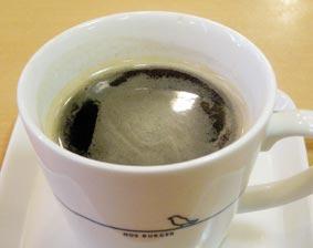 モスのコーヒー