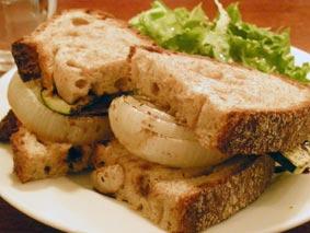 江古田の野菜サンド