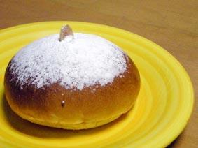 ヌクムクのクリームパン