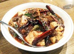 源烹輪の麻婆豆腐