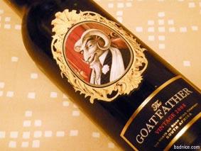 ゴートワイン