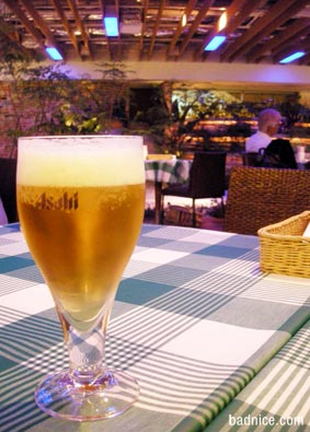 サービスビール