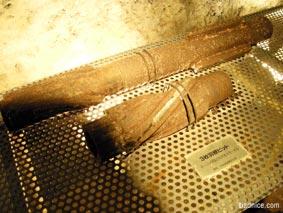 青函トンネル3枚羽根ビット