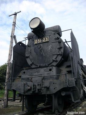 鉄道博物館のSL