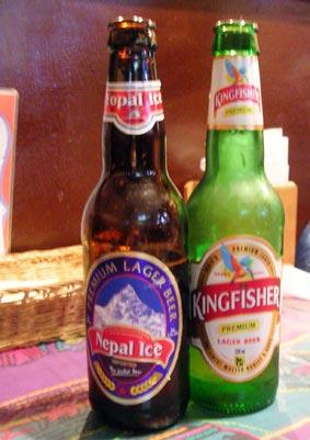 カリカでビール