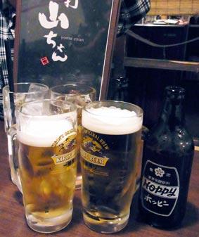 4/6山ちゃんビール