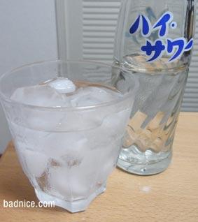 日本酒ハイ