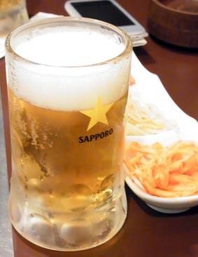 千里香ビール
