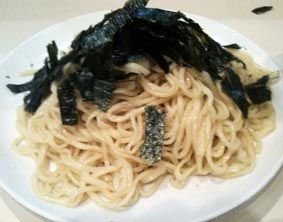 ほりうち麺