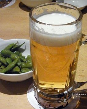 ゆきだるまビール