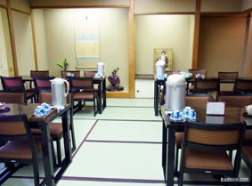 喜良久亭の3階