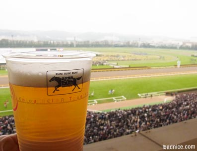2012年天皇賞ビール