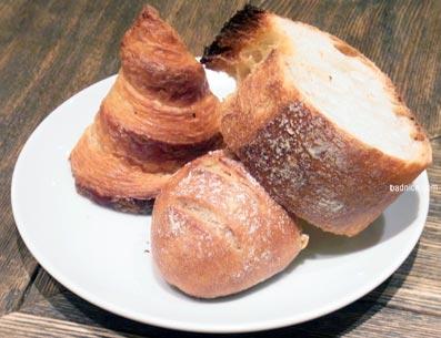 ラシーヌパン盛り合わせ