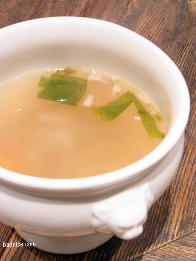 ラシーヌスープ