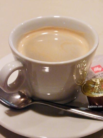 フローラのコーヒー
