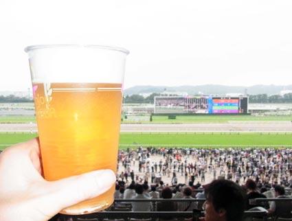 2013年上半期最後のビール