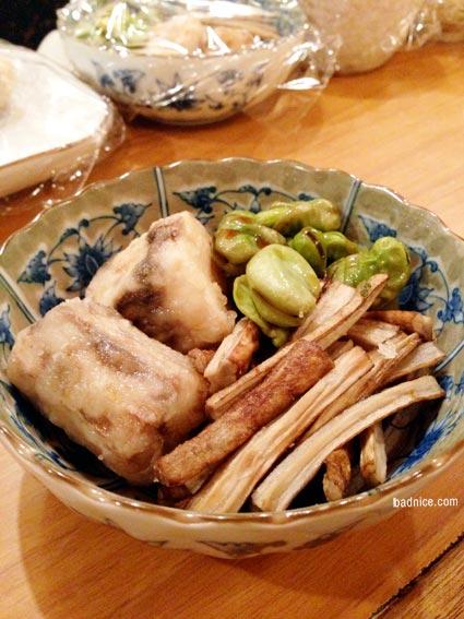野菜素揚げ