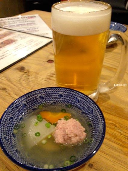 67餃子生ビール
