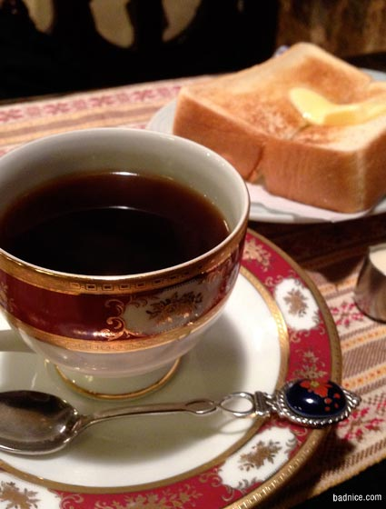 邪宗門コーヒー