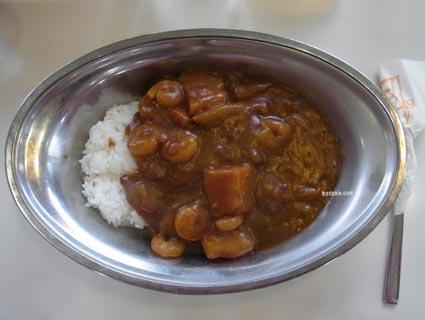 インディアン野菜カレー