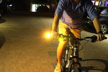 自転車ウィンカーイメージ
