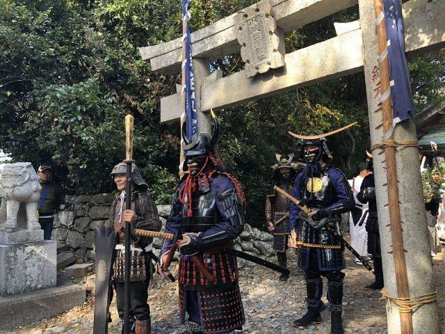 小茂田浜神社大祭