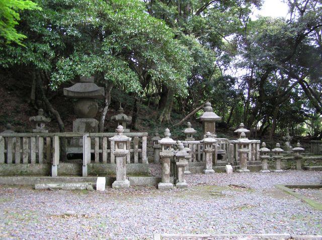 万松院(墓所)