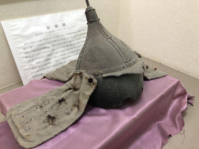 蒙古軍の兜2